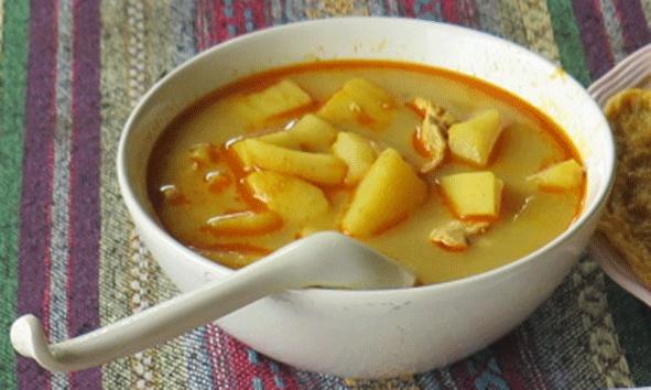 Massaman, el curry que no pica