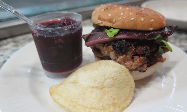 Menú Mac Churro en Loz Zagales ¿Para qué McDonald's?