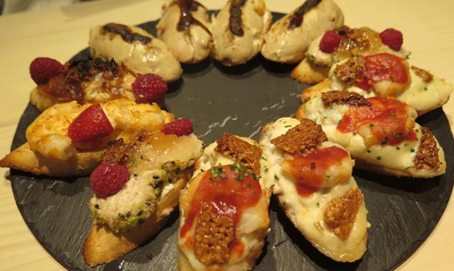 Pinchos de Jero, el mejor mestizaje culinario