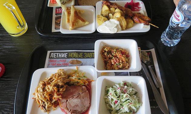 My-My es la opción ideal para comer bien y ahorrar en Moscú