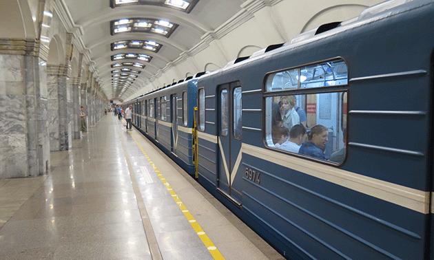 El Metro en Rusia es sinónimo de practicidad, ahorro, puntualidad y belleza