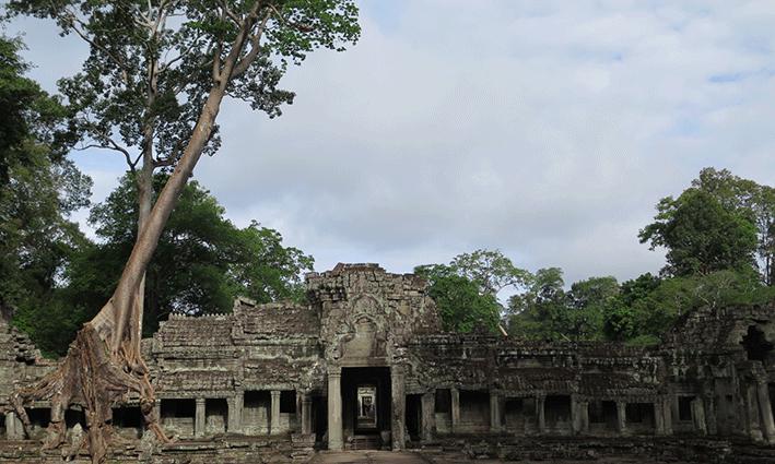 Preah Khan, uno de los templos más fascinantes de Angkor